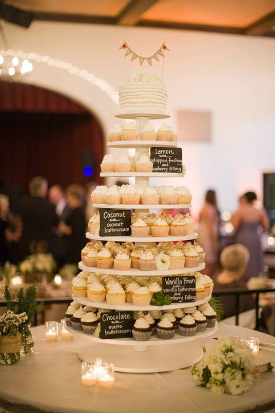 9 stunning wedding cake ideas the oceanview of nahant cupecake cake 2 5 the donut wedding cake junglespirit Choice Image